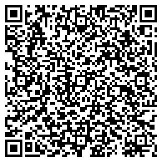 QR-код с контактной информацией организации ВСТРЕЧИ