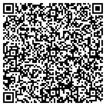 QR-код с контактной информацией организации TOP CAFE
