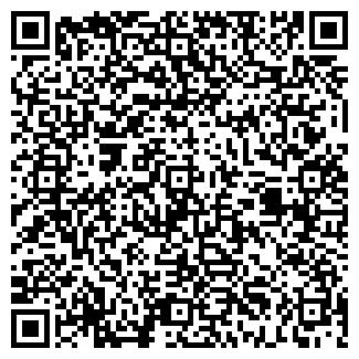 QR-код с контактной информацией организации КУЛИЧ