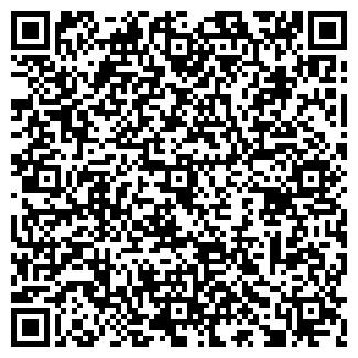 QR-код с контактной информацией организации ТОО РЯБИНКА