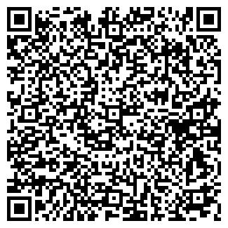 QR-код с контактной информацией организации ЗАО БАРК