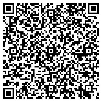 QR-код с контактной информацией организации ООО ИНД-АВТО