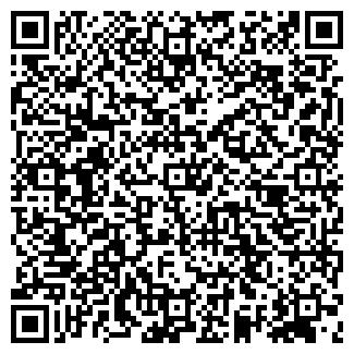 QR-код с контактной информацией организации ООО МЕТЕОР.М
