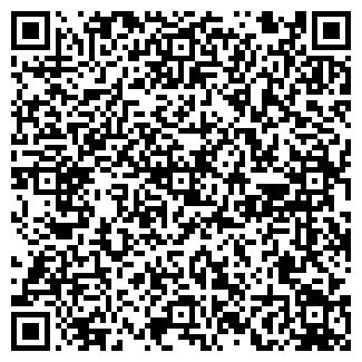 QR-код с контактной информацией организации АО КРУГ