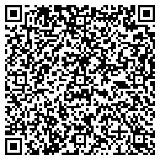QR-код с контактной информацией организации ЗАО МИРАЖ