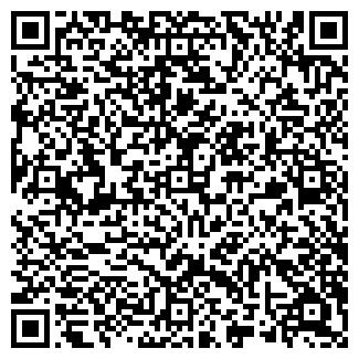 QR-код с контактной информацией организации ЗАО ОРХИДЕЯ