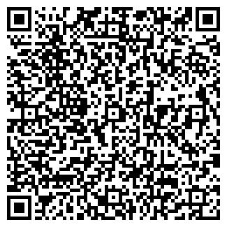 QR-код с контактной информацией организации ЗАО ПОЛИДИС