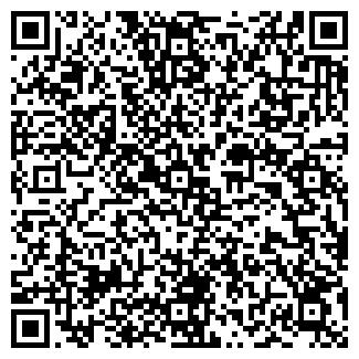 QR-код с контактной информацией организации ООО ДИЗАЙН М