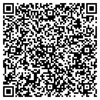 QR-код с контактной информацией организации МП АМЕТИСТ