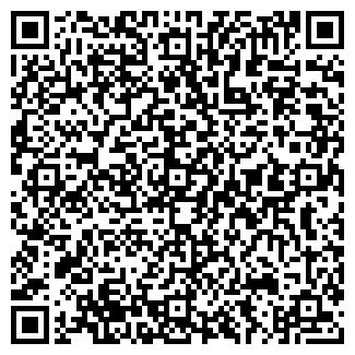 QR-код с контактной информацией организации ЗАО ПРИЧЕСКИ
