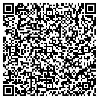 QR-код с контактной информацией организации КИНО-СЕРВИС