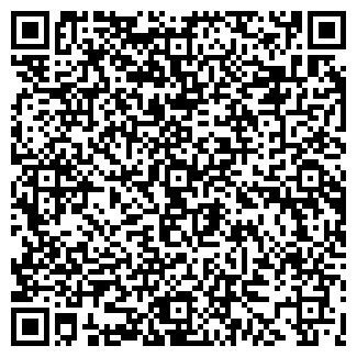 QR-код с контактной информацией организации ЗАО ЛЕСНАЯ