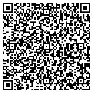 QR-код с контактной информацией организации ООО ТЕРРА