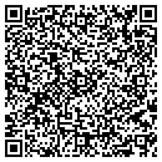 QR-код с контактной информацией организации МЕЖХОЗЛЕС, ЗАО