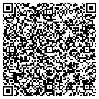 QR-код с контактной информацией организации ДЕТСКИЙ ДОМ № 1