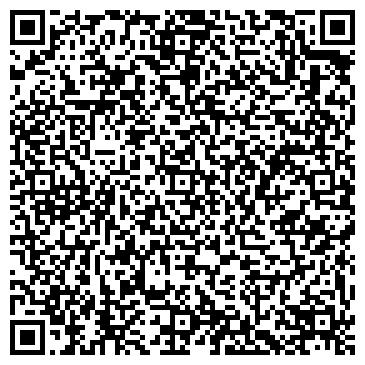 QR-код с контактной информацией организации Рекламное агентство ВОРОБЕЙ