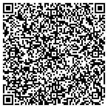 QR-код с контактной информацией организации КОСМЕТОЛОГИЧЕСКАЯ ШКОЛА АНО СЗ