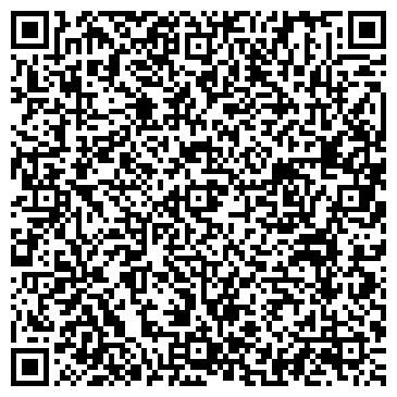 QR-код с контактной информацией организации ЕВГЕНИЯ САЛОН-ПАРИКМАХЕРСКАЯ