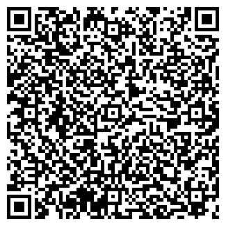 QR-код с контактной информацией организации ИНТЕРДЕНИС