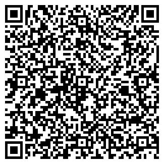 QR-код с контактной информацией организации ООО ДЮРАН