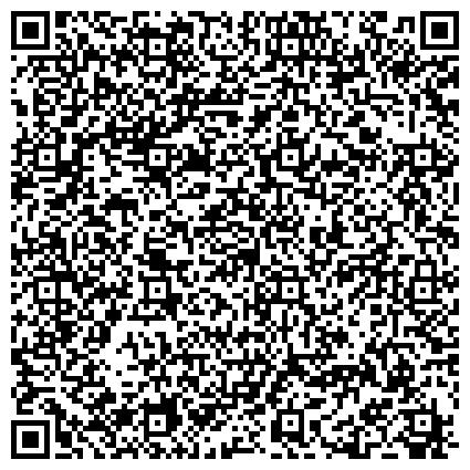 QR-код с контактной информацией организации ВЕТЕРИНАРНАЯ СТАНЦИЯ ПРИОНЕЖСКОГО РАЙОНА