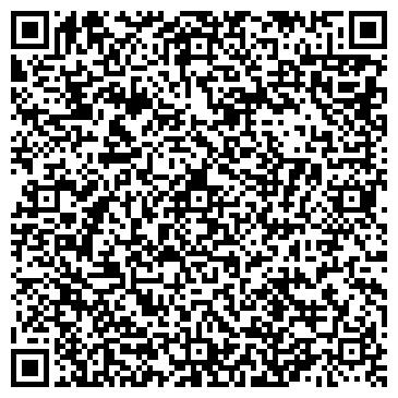 QR-код с контактной информацией организации ЦЕНТРАЛЬНЫЙ ОВД