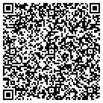 QR-код с контактной информацией организации ЛОТОС МАГАЗИН № 1