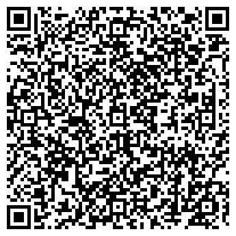 QR-код с контактной информацией организации ВСЕ ДЛЯ АВТОМОБИЛЯ