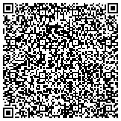 QR-код с контактной информацией организации ЦЕНТР ГОСУДАРСТВЕННОГО САНИТАРНО-ЭПИДЕМИОЛОГИЧЕСКОГО НАДЗОРА ОТДЕЛЕНИЯ ОЖД