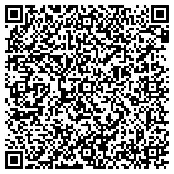 QR-код с контактной информацией организации АНГЕЛ КРАСОТЫ