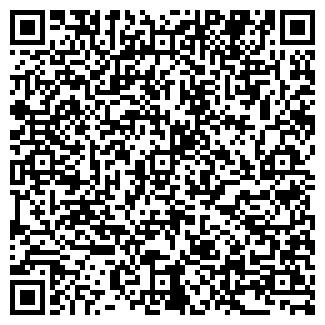 QR-код с контактной информацией организации НАЦИОНАЛЬНАЯ БИБЛИОТЕКА МУ РК