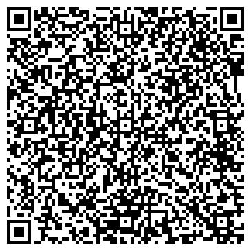 QR-код с контактной информацией организации ПЕТРОФРЕЙМ БАГЕТНЫЙ САЛОН