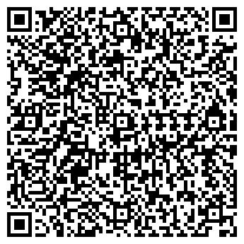 QR-код с контактной информацией организации ЛАДЭНСО, ОАО