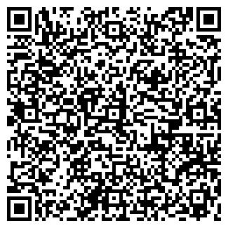 QR-код с контактной информацией организации УКЛАД, ЗАО