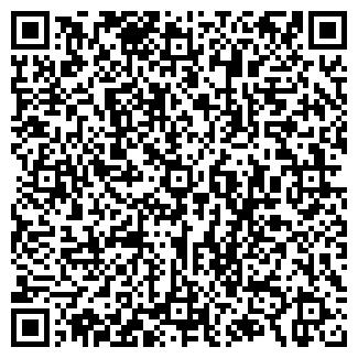 QR-код с контактной информацией организации КОРУНА, ЗАО
