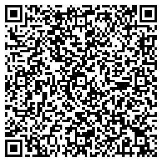 QR-код с контактной информацией организации ОЛЬГА САЛОН