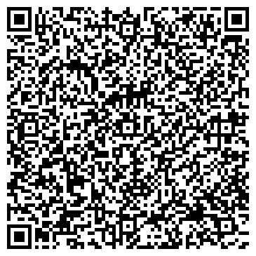 QR-код с контактной информацией организации ИНТУРИСТ МАГАЗИН ПУТЕШЕСТВИЙ