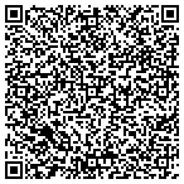 QR-код с контактной информацией организации ЭТУАЛЬ ДЕ ЛЮКС ИМИДЖ-СТУДИЯ