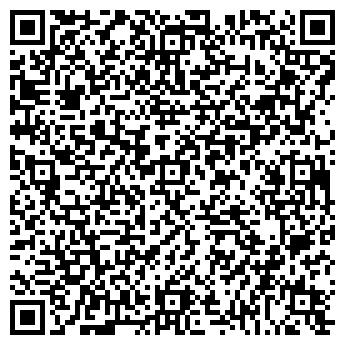 QR-код с контактной информацией организации МАДАМ-КУРАЖ ДИЗАЙН-СТУДИЯ