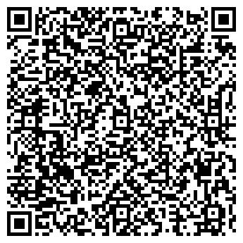 QR-код с контактной информацией организации АВАНГАРД БАР-САУНА