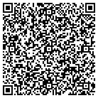 QR-код с контактной информацией организации FIJI CLUB
