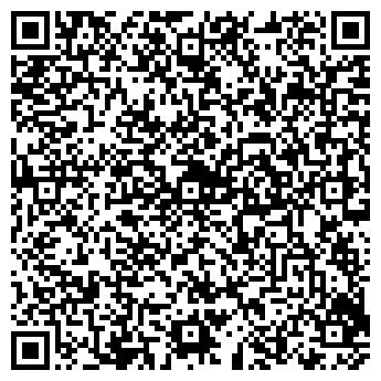 QR-код с контактной информацией организации СУПЕР-КЛУБ САМОЛЕТ