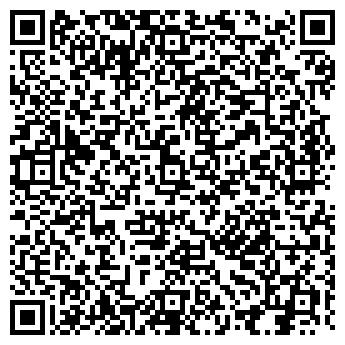 QR-код с контактной информацией организации МЕГА-ТАКСИ, ООО