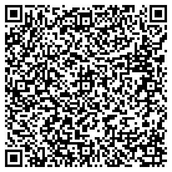 QR-код с контактной информацией организации ООО ЛАДИС