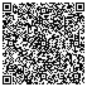 QR-код с контактной информацией организации РИТМ ДЕТСКИЙ ЦЕНТР, АНО