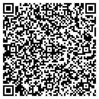 QR-код с контактной информацией организации ЛЕСХОЗ, ФГУ