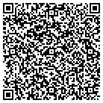 QR-код с контактной информацией организации ЭЛВАР-ПРОЕКТ, ООО