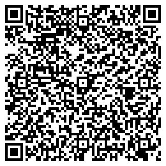 QR-код с контактной информацией организации СНЕЖИНКА