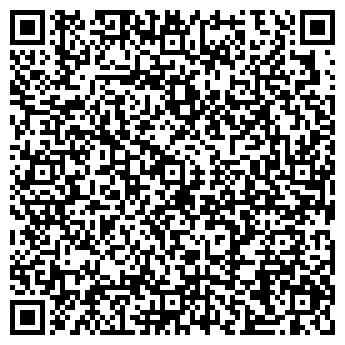 QR-код с контактной информацией организации ИНФОРТ ПСКОВ НПФ, ЗАО