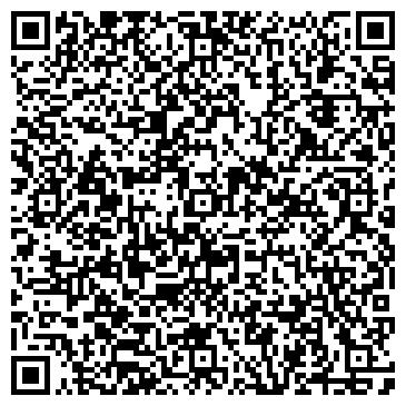QR-код с контактной информацией организации МОСКОВСКИЙ ОТКРЫТЫЙ СОЦИАЛЬНЫЙ УНИВЕРСИТЕТ ФИЛИАЛ